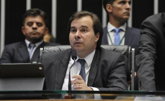 Maia confirma que reforma da Previdência só será votada em fevereiro