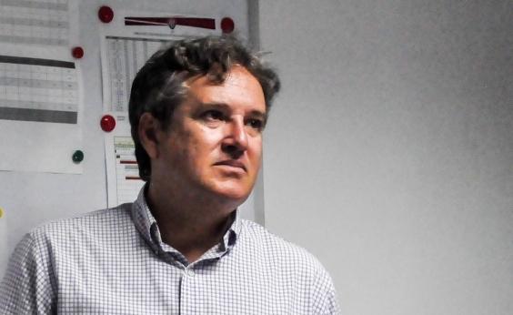 Erasmo Damiani assume diretoria de futebol do Vitória e confirma Mancini