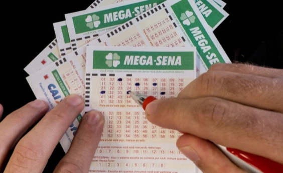 Mega-Sena acumula e pode pagar R$ 39 milhões neste sábado
