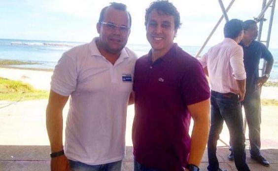 Geraldo Júnior diz que novo secretário nacional de Futebol é ʹgrande parceiroʹ