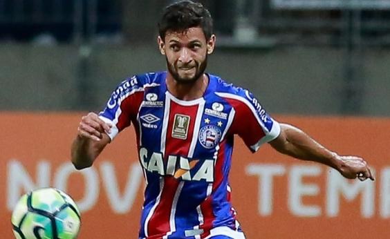 Lateral do Bahia entra em negociação com o Corinthians