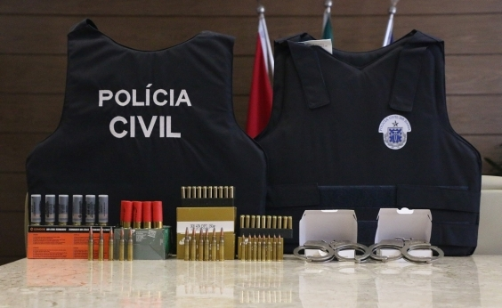 Com investimento de R$ 4 milhões, Polícia Civil renova equipamentos