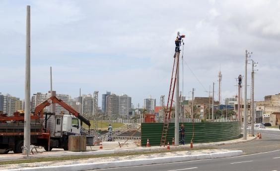 Réveillon de Salvador terá 1,5 mil vagas de estacionamento ofertadas pela prefeitura
