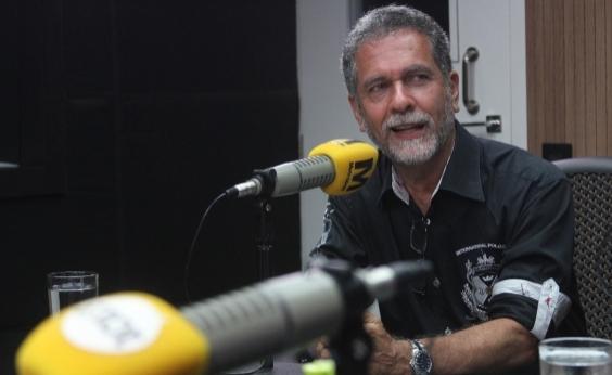 Ricardo David elogia trabalho de Mancini no Vitória: ʹUm dos melhores do Brasilʹ