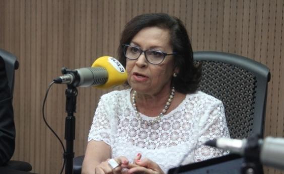 Sobre candidatura em 2018, Lídice faz alerta a Neto: ʹPensaria duas vezesʹ