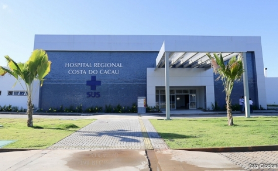 Com investimento de R$ 160 milhões, Hospital Regional da Costa do Cacau é inaugurado