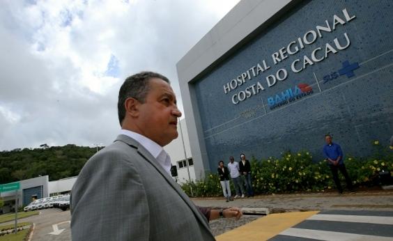 Sobre empréstimo vetado, Rui diz que Bahia é ʹperseguida de forma absurdaʹ