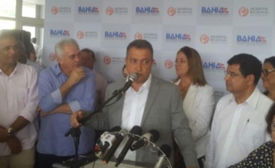 Rui descarta investimentos mirando eleição e cutuca Neto: ʹGente especialista em festaʹ