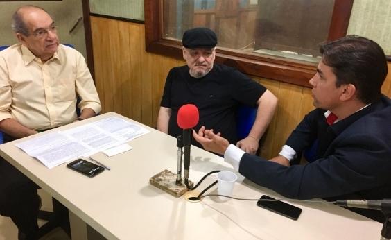 MK apresenta Jornal da Bahia no Ar na Rádio Morena, em Itabuna