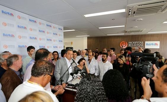 Rui 'denuncia' débito de R$ 140 mi de ministério do PP, mas nega 'ruído' com o partido