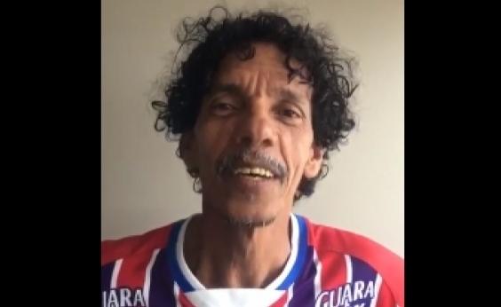 Binha critica Paulo Carneiro em vídeo: ʹEu coloquei você para fora do Bahiaʹ