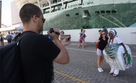 Governo estima chegada de 5,6 milhões de turistas na Bahia durante o verão