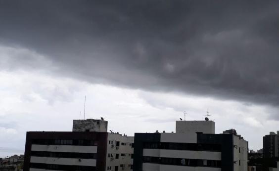 Salvador terá chuva predominante até domingo