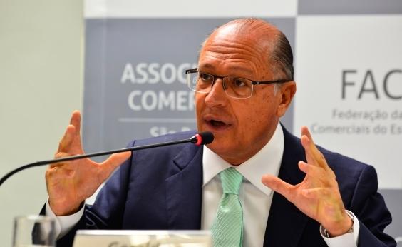ʹTerá puniçãoʹ, diz Alckmin sobre tucano que votar contra a reforma da Previdência