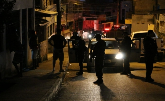 Falta de iluminação em 8 bairros de Salvador propicia ação de bandidos e dificulta trabalho da polícia