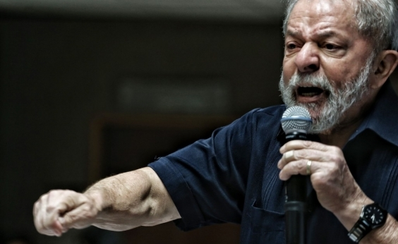 PT aprova resolução para apoiar candidatura de Lula à Presidência: ʹPlano A do povo brasileiroʹ