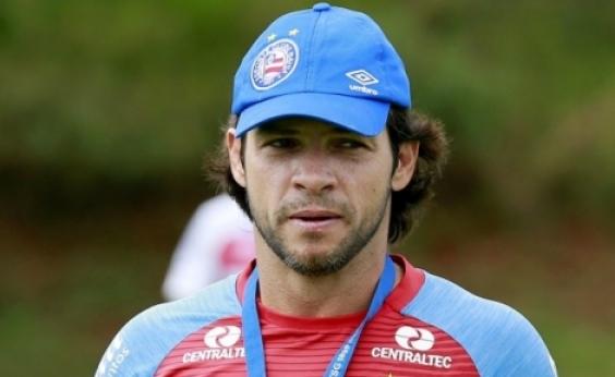 Bahia anuncia demissão de Preto Casagrande