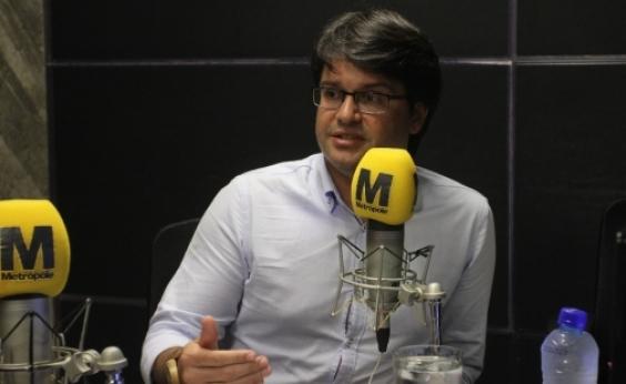 Bellintani diz que Carpegiani pode ficar no Bahia, mas avalia ʹhipótesesʹ