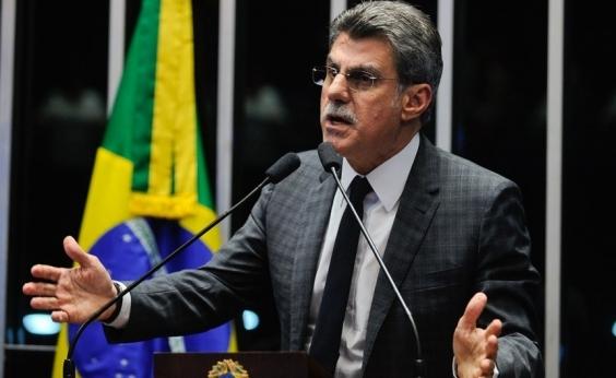 Sob vaias, Jucá é chamado de ladrão durante evento em Roraima; veja vídeo