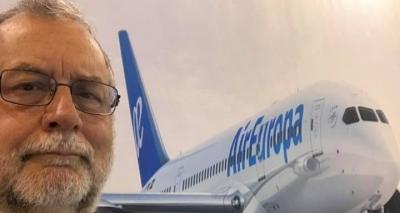 AL-BA concede título de cidadão baiano ao diretor da Air Europa