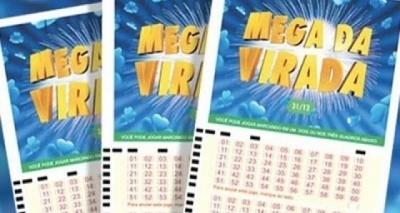 Mega da Virada: apostas devem ser feitas até a tarde do dia 31