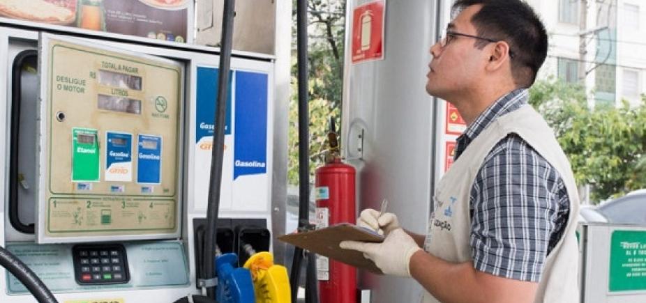 [Preços da gasolina e do diesel terão primeira variação de 2018 nesta quarta]