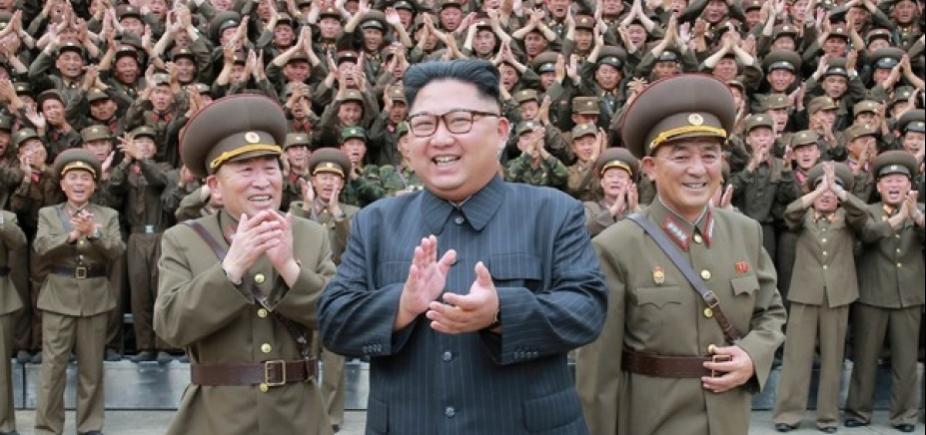 [Coreia do Norte vai participar dos Jogos Olímpicos na Coreia do Sul]