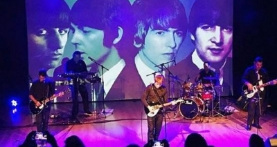 Com repertório dos Beatles, ʹRock Foreverʹ se apresenta em Praia do Forte