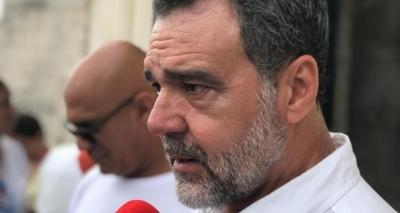 Daniel Almeida diz que ACM Neto vai enfrentar ʹeleição perdidaʹ contra Rui