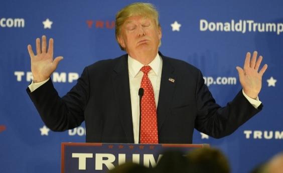 Trump ofende países pobres: 'Buracos de merda'