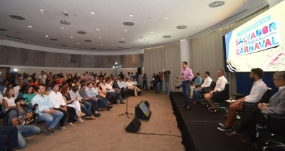 Carnaval: ACM Neto diz que Prefeitura só bancará artistas baianos