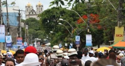 Lavagem do Bonfim: crimes contra patrimônio aumentam 36,5%