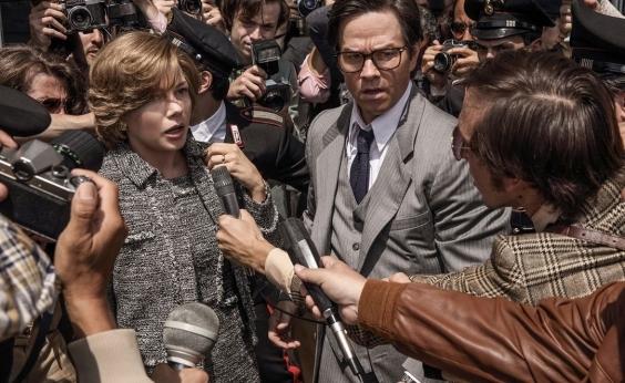 Mark Wahlberg recebe 1,5 mil vezes mais que Michelle Williams em longa