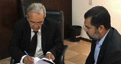 Novo presidente da Codeba ocupa cargo deixado por indicado de Geddel