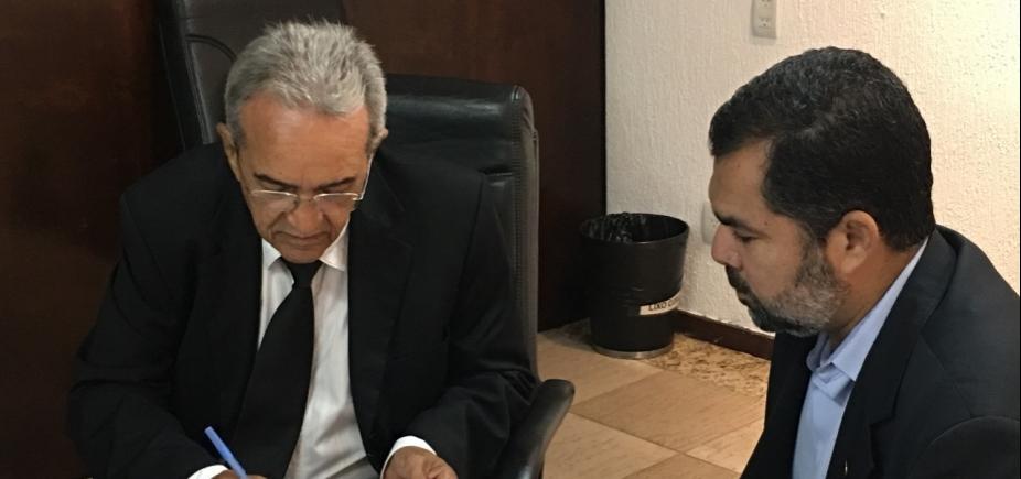 [Novo presidente da Codeba ocupa cargo deixado por indicado de Geddel]