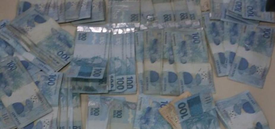 [Suspeitos de assalto a banco são presos com R$ 13 mil em Feira de Santana]