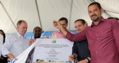 Filiado ao MDB, prefeito de Caém anuncia apoio a Rui Costa