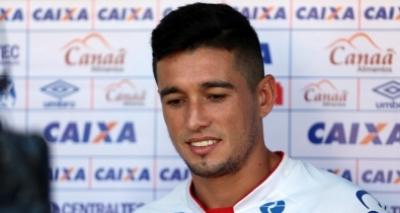 Bahia confirma empréstimo de Juninho ao Ceará