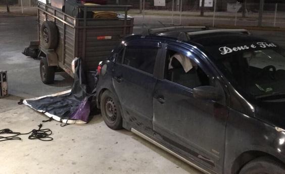 Carro com equipamentos de Caetano Veloso é roubado em Maraú, na Bahia