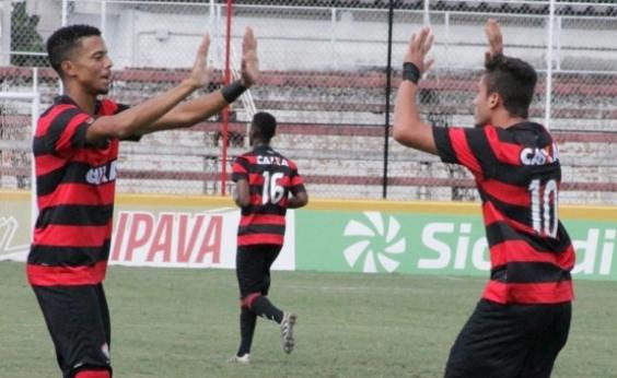 Vitória bate Londrina e está nas quartas da Copinha