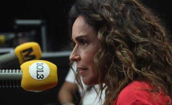 ʹCarnaval é reflexo de uma sociedade capitalistaʹ, afirma Daniela Mercury