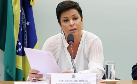 Governo insistirá em Cristiane Brasil até cansar, diz coluna