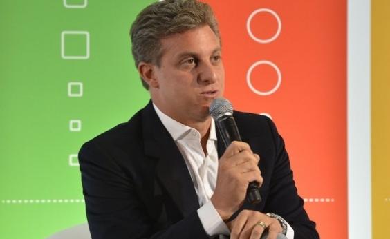 Partido crê que Luciano Huck será candidato a presidente