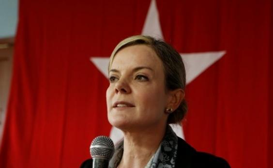 'Para prender o Lula, vai ter que matar gente', diz Gleisi Hoffmann