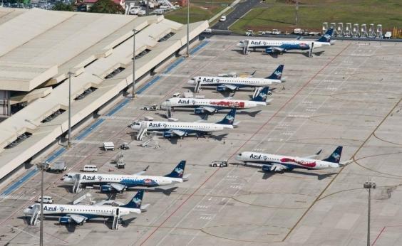 Anac reajusta tarifas de embarque de voos domésticos e internacionais para 2018