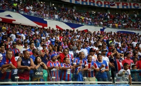 Bahia garante acordo e volta vender ingressos na Fonte Nova