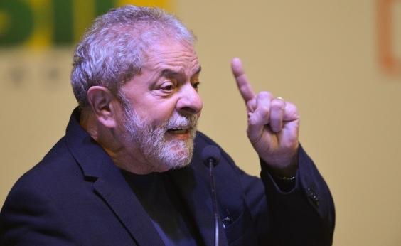 Lula: ʹQuerem transformar o Brasil no Caldeirão do Huckʹ