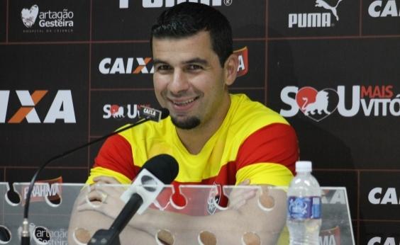 André Lima renova contrato com o Vitória por um ano