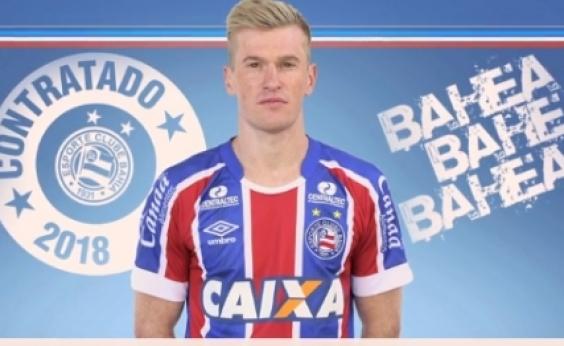 Bahia anuncia a contratação de Douglas Grolli
