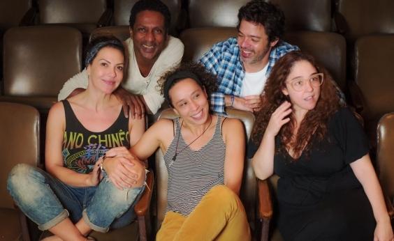 Com Luís Miranda e Bruno Mazzeo, ʹ5X Comédiaʹ se apresenta no TCA